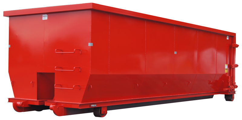 Rudco Tub Style Roll Off Containers