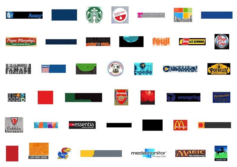 Sticks Client Logos