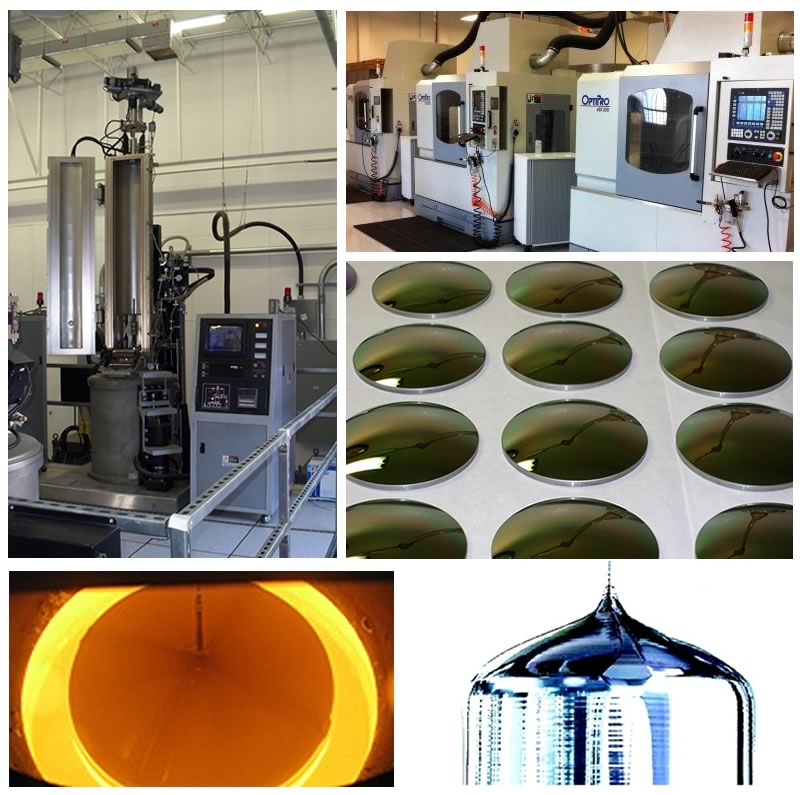 silicon crystal growth equipment