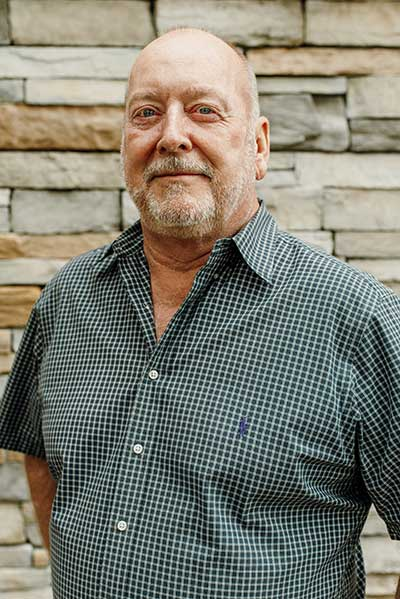 Mark Hess, President 7 CEO