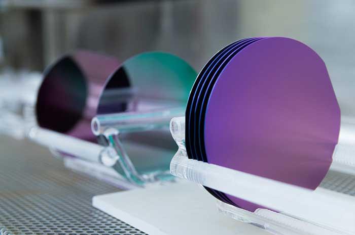 Silicon Discs