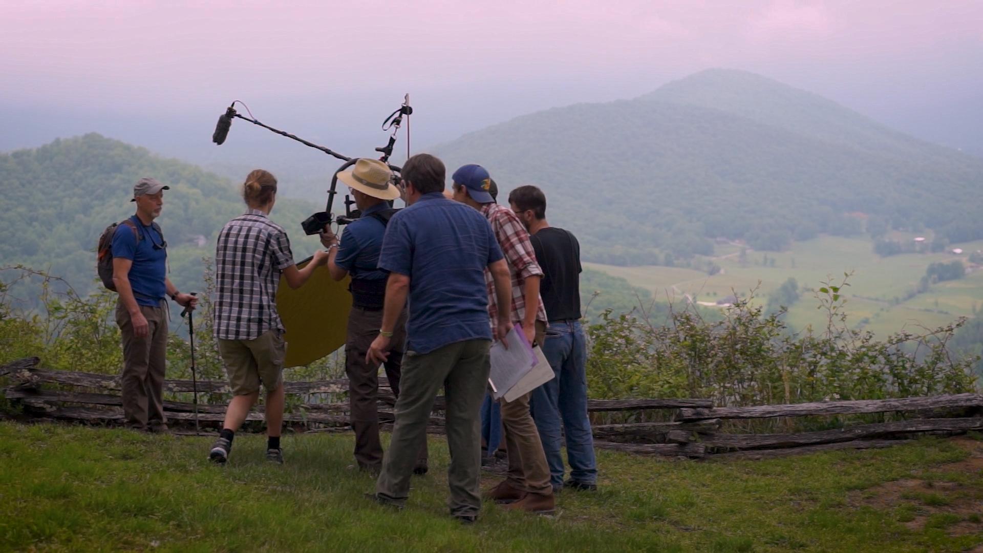 Film Production in Western North Carolina
