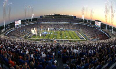 Kentucky football attendance
