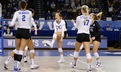 Kentucky volleyball