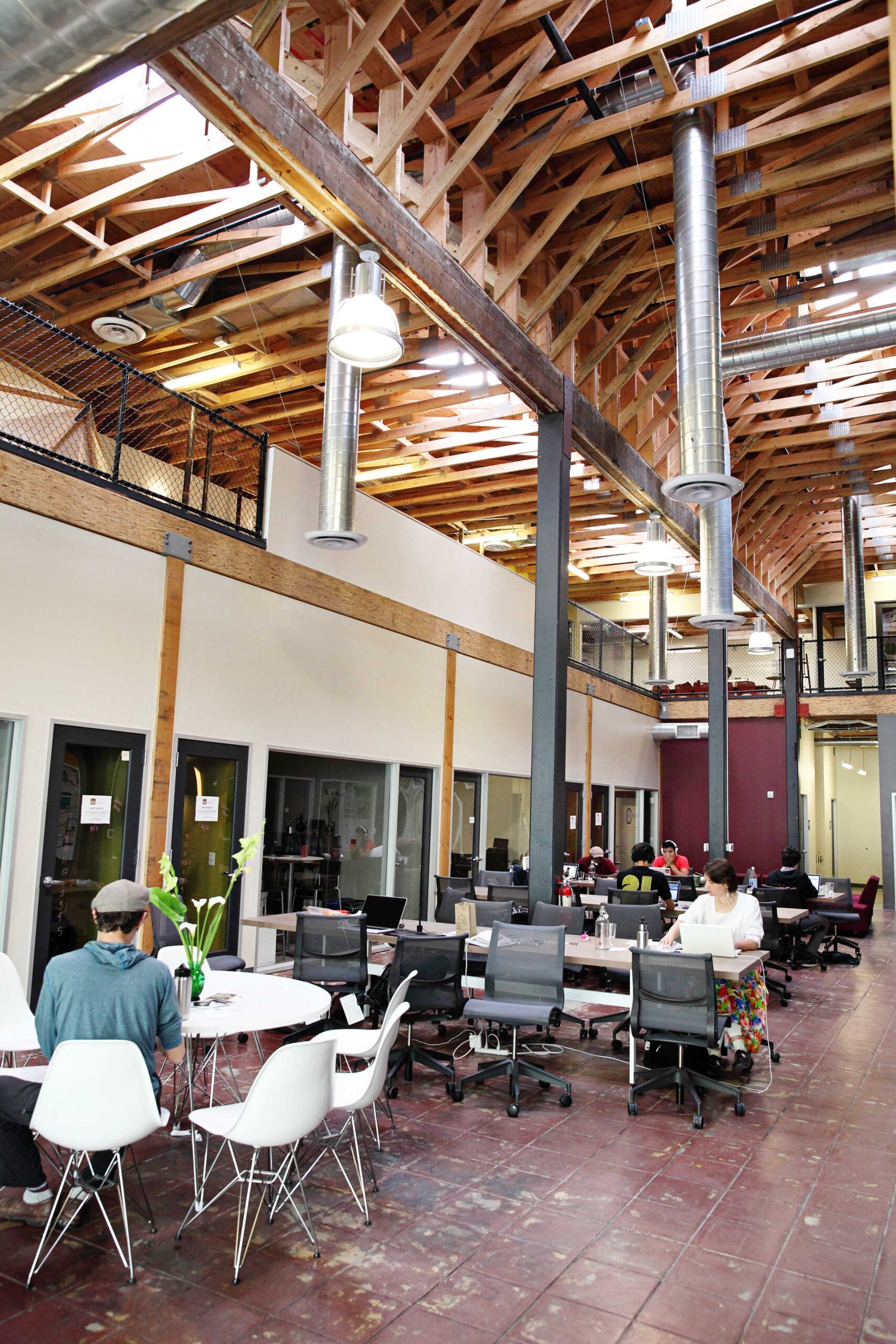 Impact Hub | Featured Work | Treat Structural Engineering