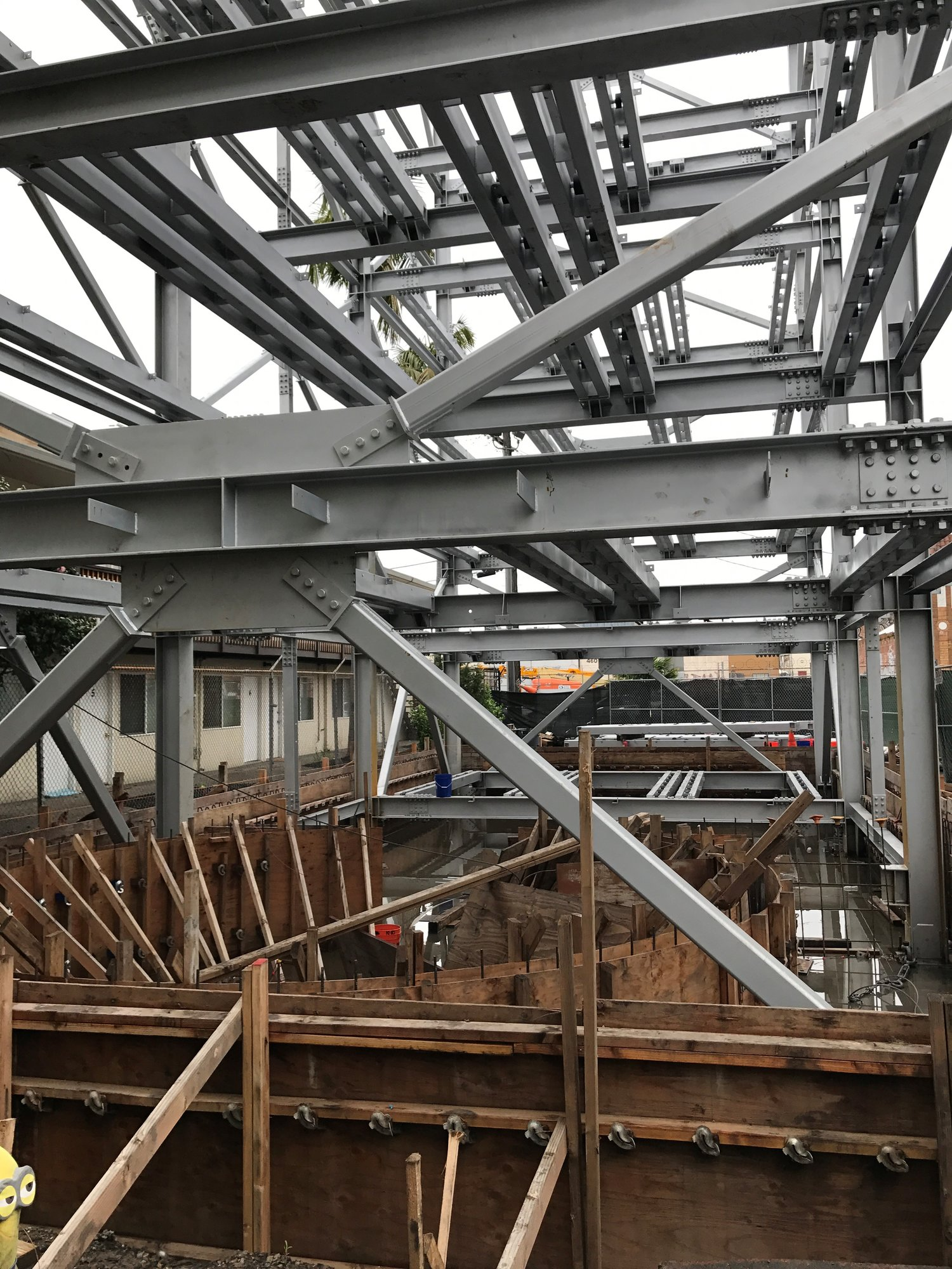 City Lift / Hive Parking | Featured Work | Treat Structural Engineering