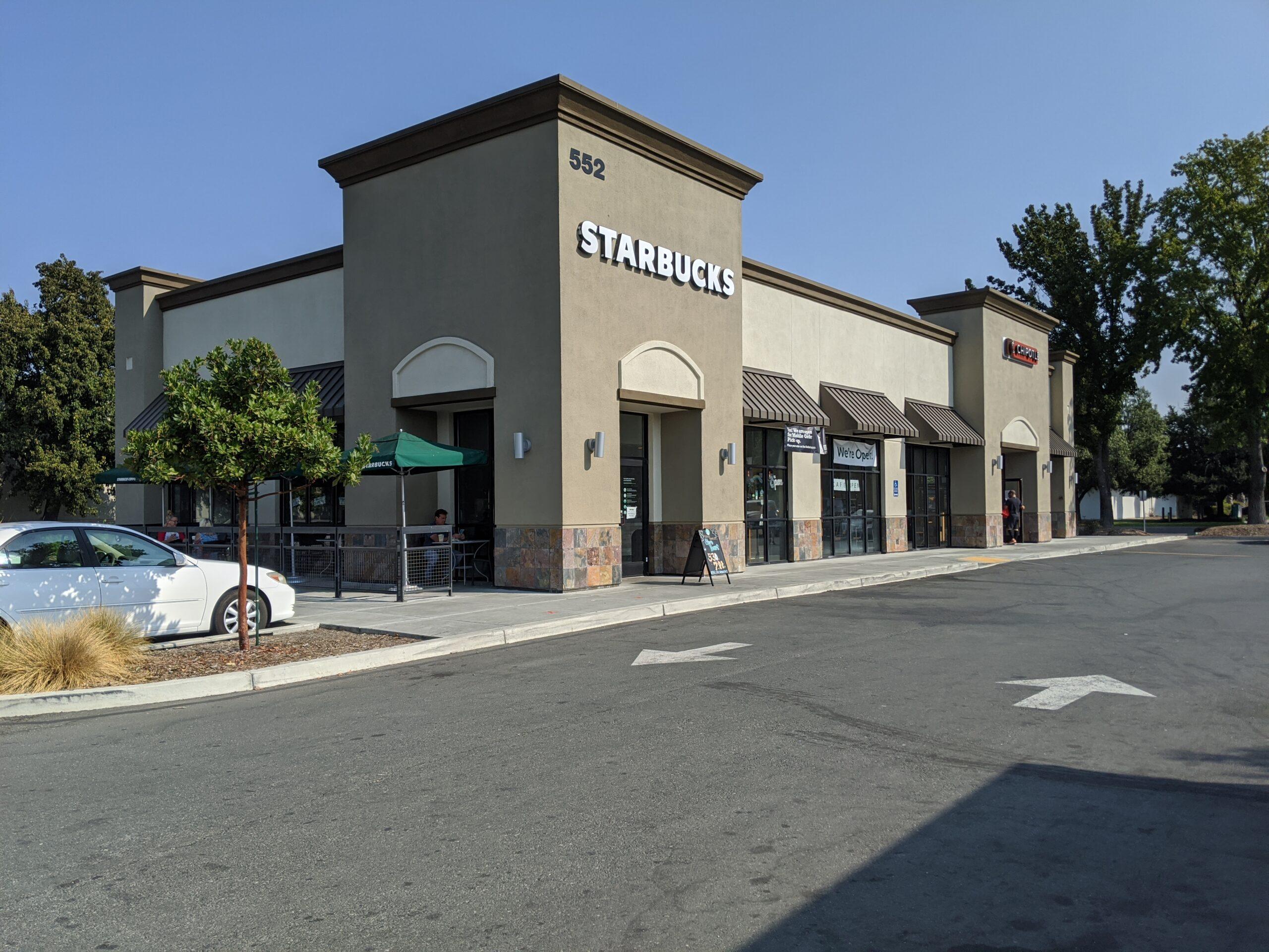 Starbucks   Treat Structural Engineering