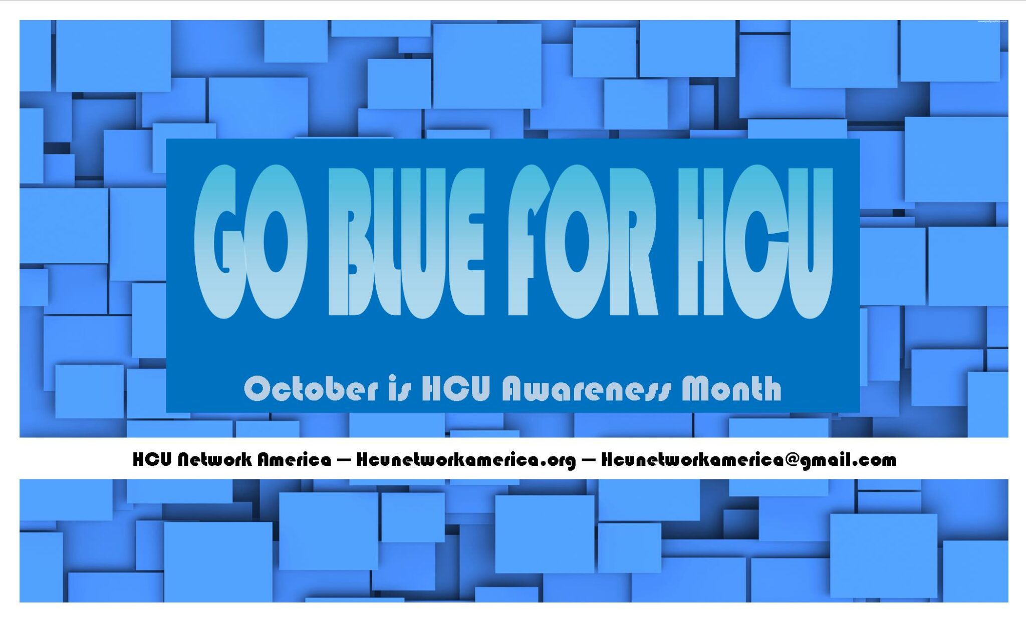 hcuawareness month banner