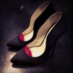 DIVA ARES GENUINE ITALIAN LEATHER SHOES