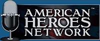 American Heroes Network Podcast Logo