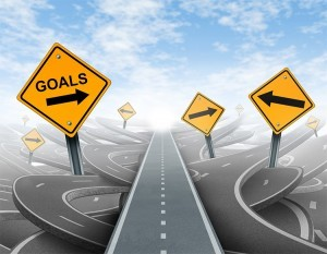 Goal Setting: A Conscience Choice Driven By Our Values