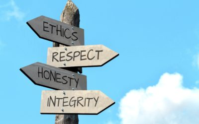 Time To Return To Ethics