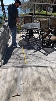 How Storm Damage Affects Your Deck