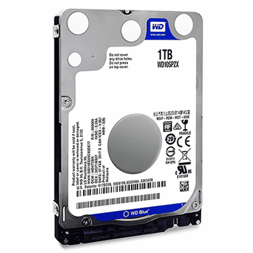Western Digital Blue WD10SPZX, 1TB