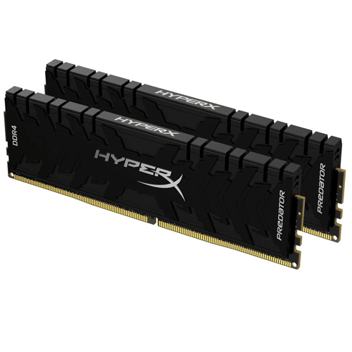 MEMORIA 16GB HYPERX PREDATOR BLACK  DDR4 PC-4800 Mhz