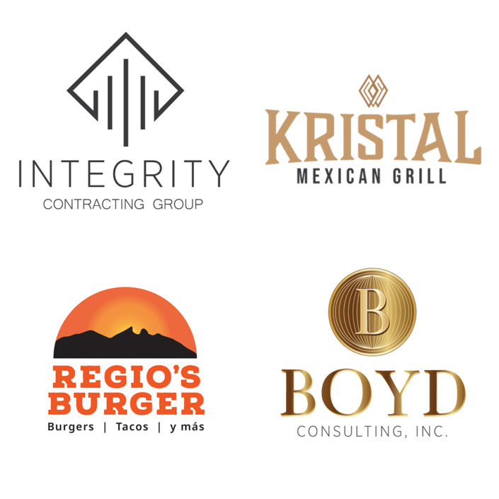 Client Logos and Brand Design