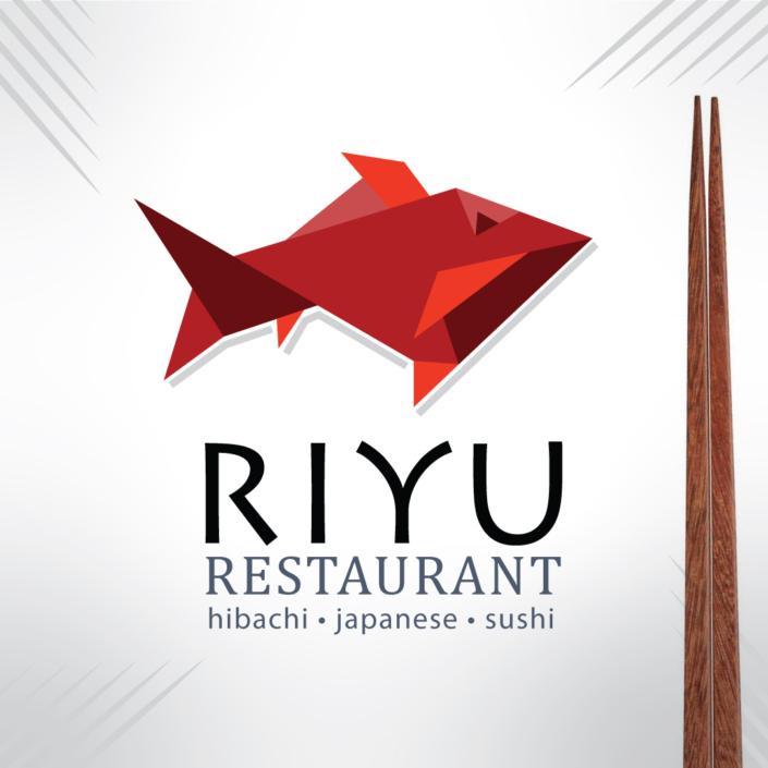 Riyu Restaurant Logo