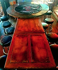 Clubhouse Meeting Table