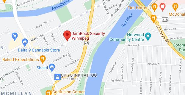 JamRock Security