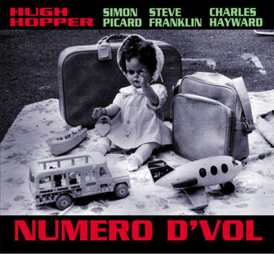 Hugh Hopper-Numero D'vol
