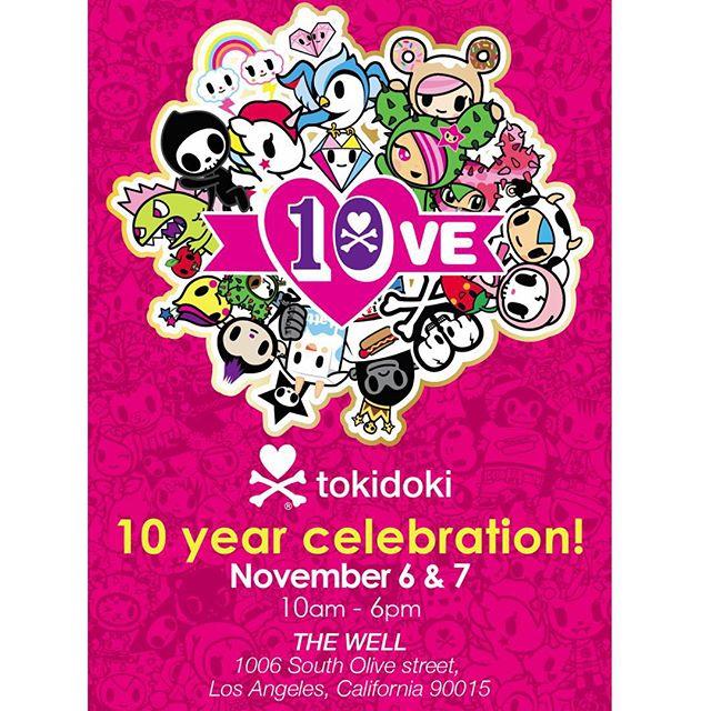 tokidoki10year