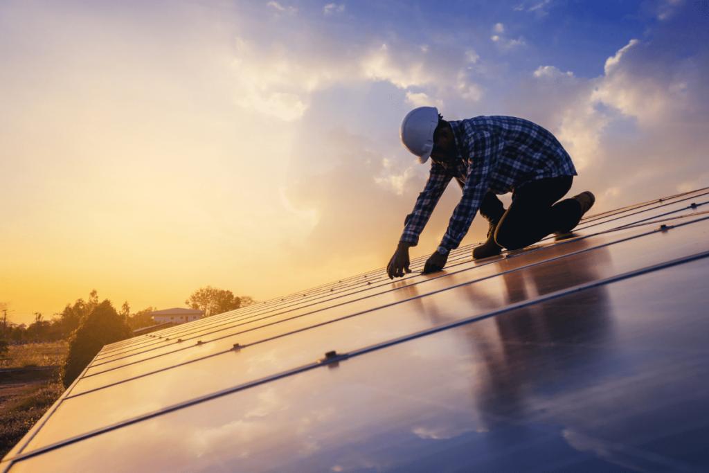 solar panel installation Arlington TX