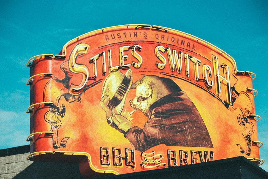 Stiles Switch BBQ