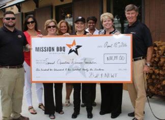 Mission BBQ charity