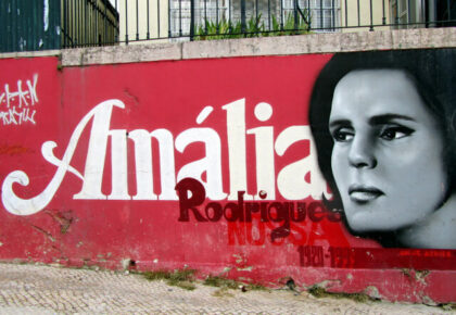 Homage to Amália, Lisbon