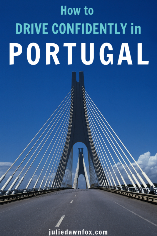 Driving over bridge. 25 Essential Tips for Driving In Portugal With Confidence