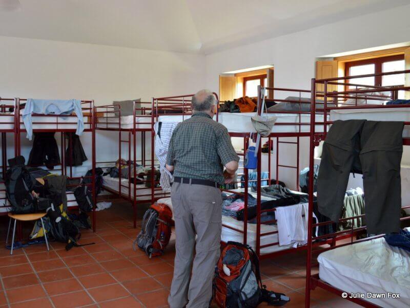 Dormitory, Rubiães Albergue