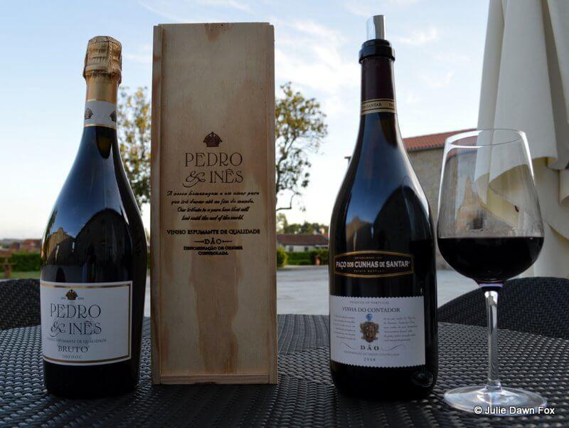 Wines, Paço dos Cunhas Santar