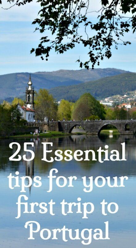 25 Essential Tips For Your First Trip To Portugal. Portugal travel tips for first timers to help you plan your trip with confidence