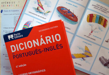 Dictionaries and resources to learn European Portuguese at different levels.