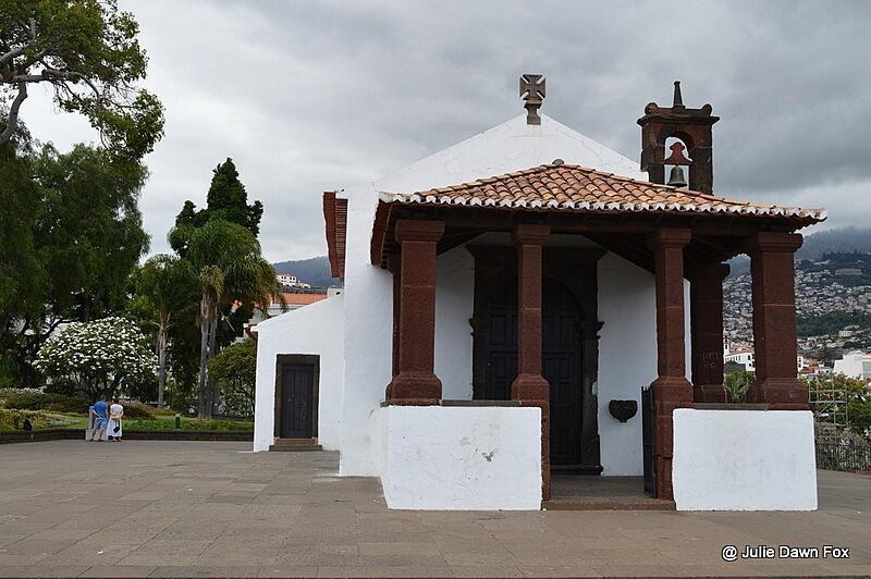 St Catherine's Chapel, Capela de Santa Catarina, Jardins de Santa Catarina, Funchal