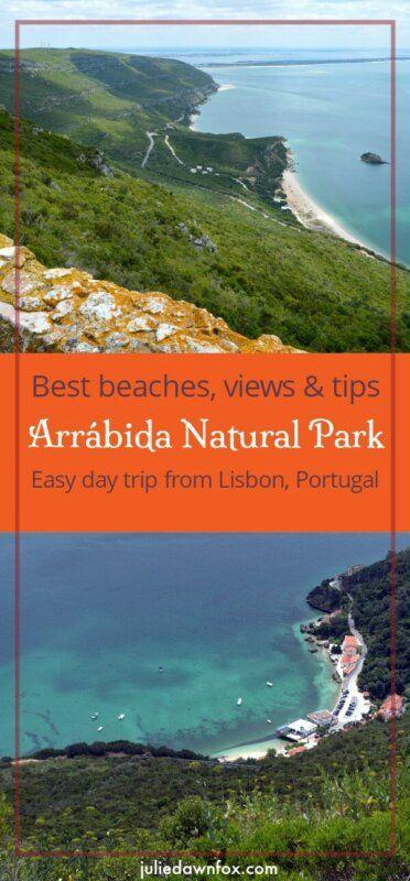 Serra da Arrabida Natural Park Portugal. Best beaches, views and tips
