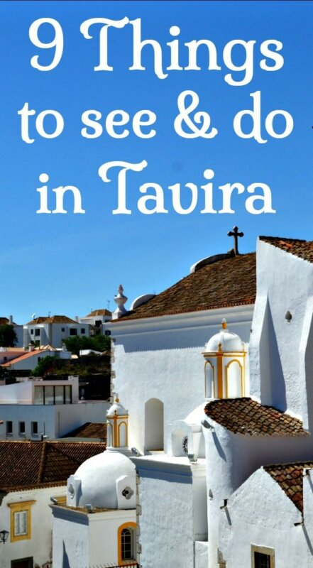 Things to see and do in Tavira, Algarve, Portugal