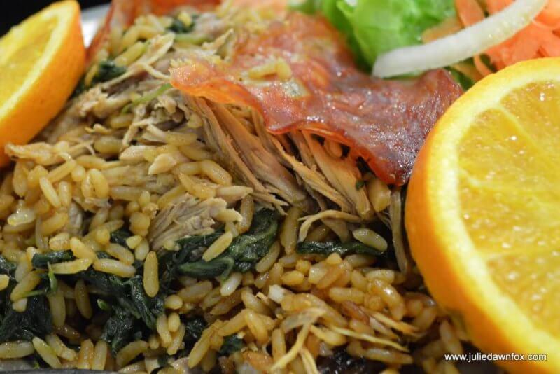 Arroz de pato à Tibães. Duck rice, Tibães style