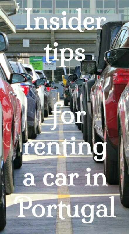 How to rent a car in Portugal. Insider tips for hiring a car in Portugal