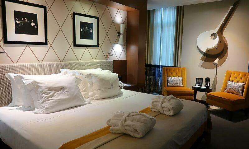 Bedroom, Lisboa Carmo Hotel