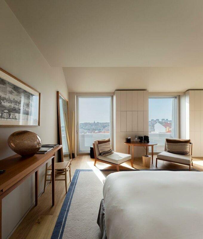 Suite, Verride Hotel Lisbon