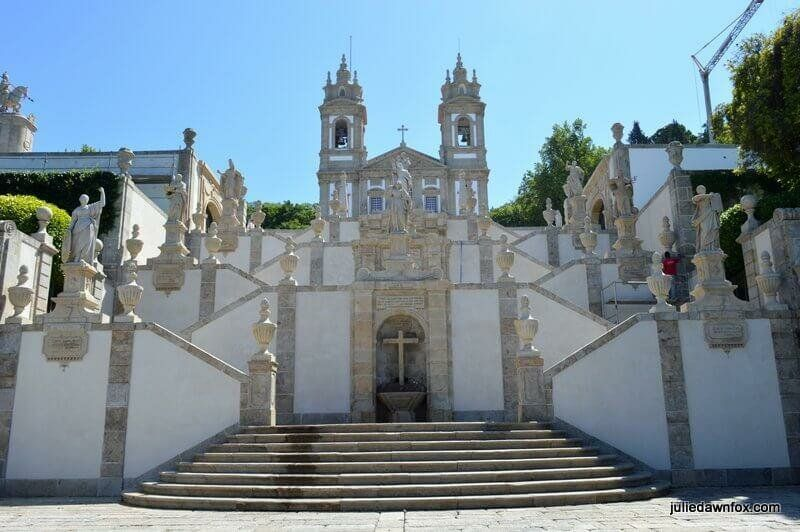 Steps to the sanctuary, Bom Jesus, Braga