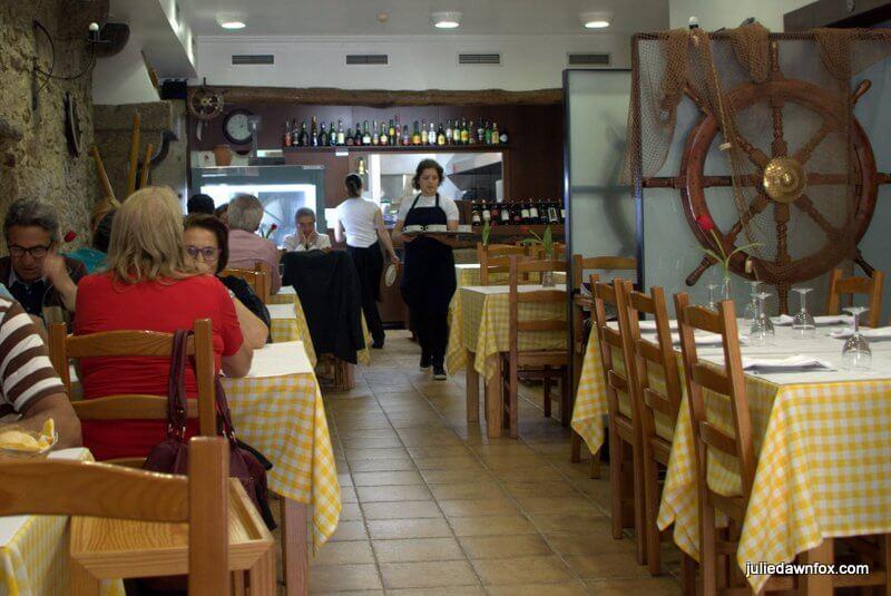 O Pescador Restaurant, Viana do Castelo