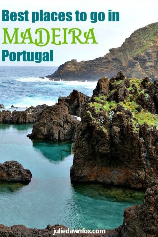 Best places to visit in Madeira island