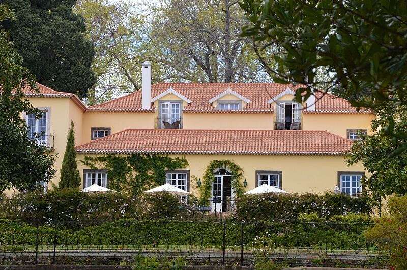 Quinta dos Palheiros hotel, Madeira