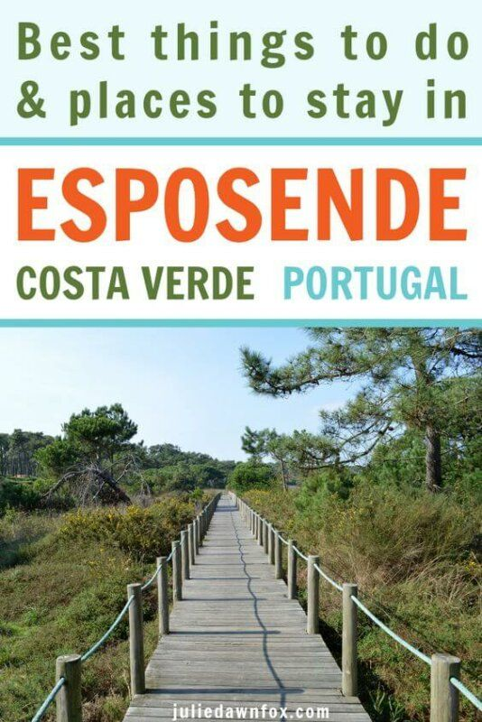 Esposende travel tips. Things to do in Esposende Portugal