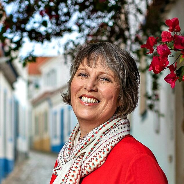 Julie Dawn Fox in Portugal travel blog. Photography by Dave Sheldrake