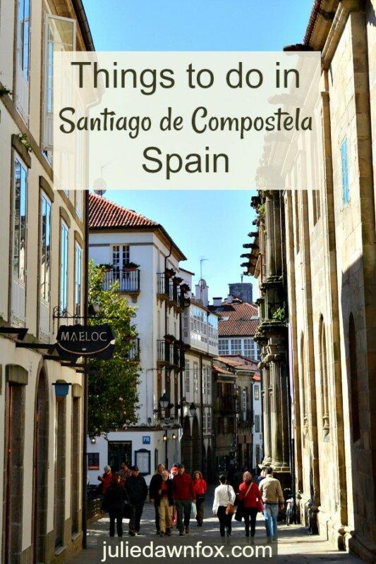 Things to do in Santiago de Compostela