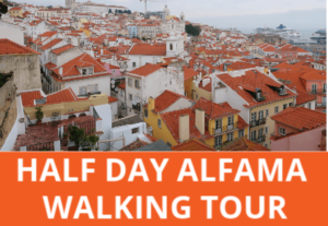 Explore the cobbled streets of Lisbon's oldest neighbourhood and learn its secrets from a local expert on a 3-hour walking tour (very small group or private)