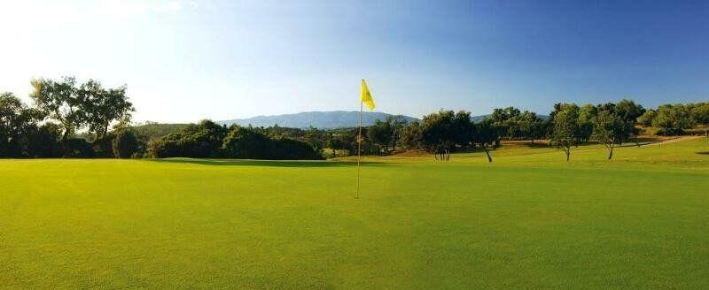 Morgado golf course Algarve Portugal